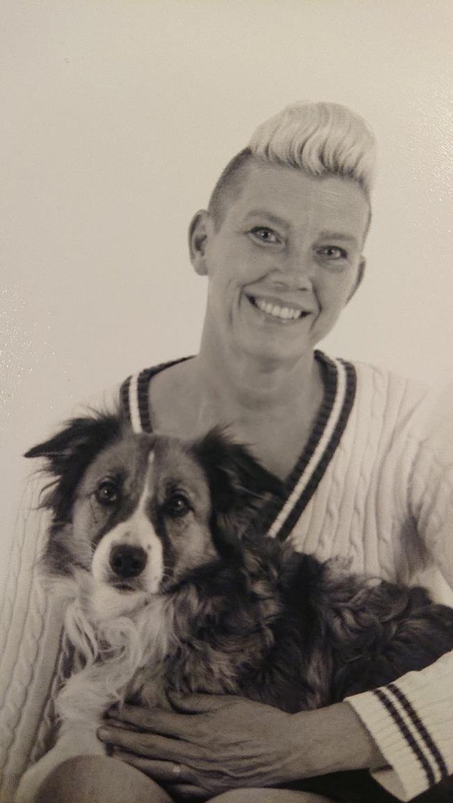 Helena Davidsson, djurvårdare